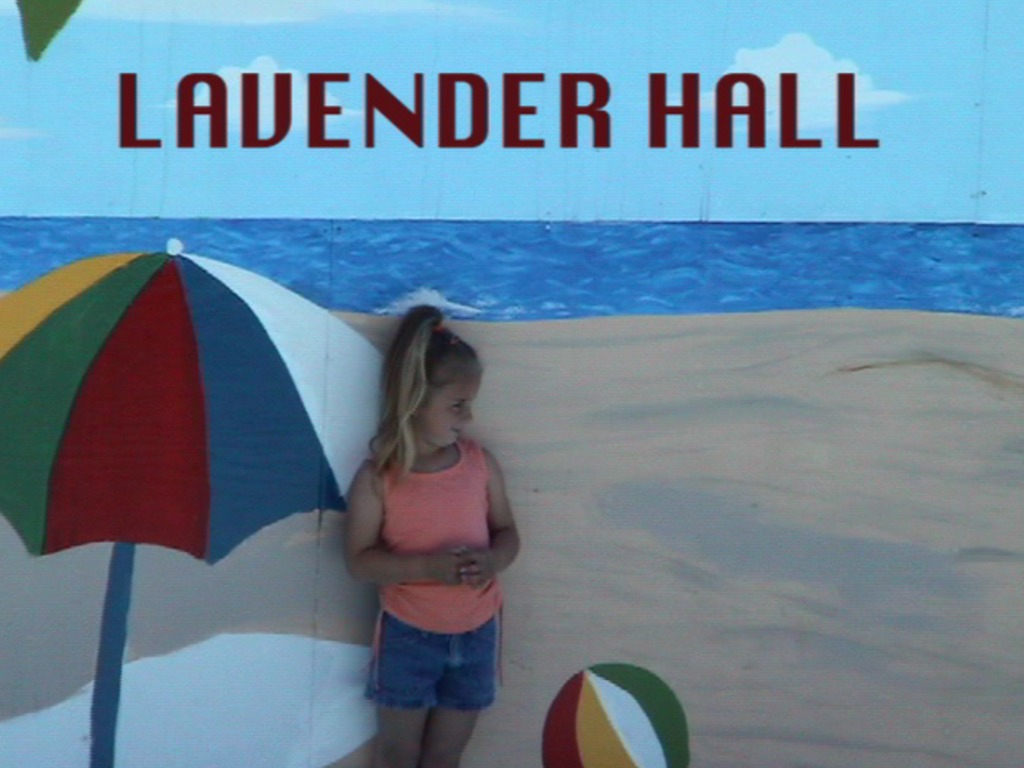 Lavender Hall's video poster