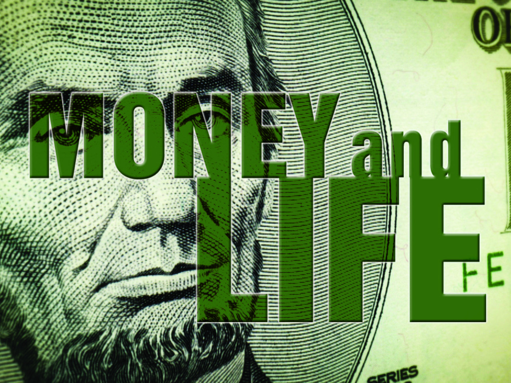 Money & Life: The Documentary's video poster