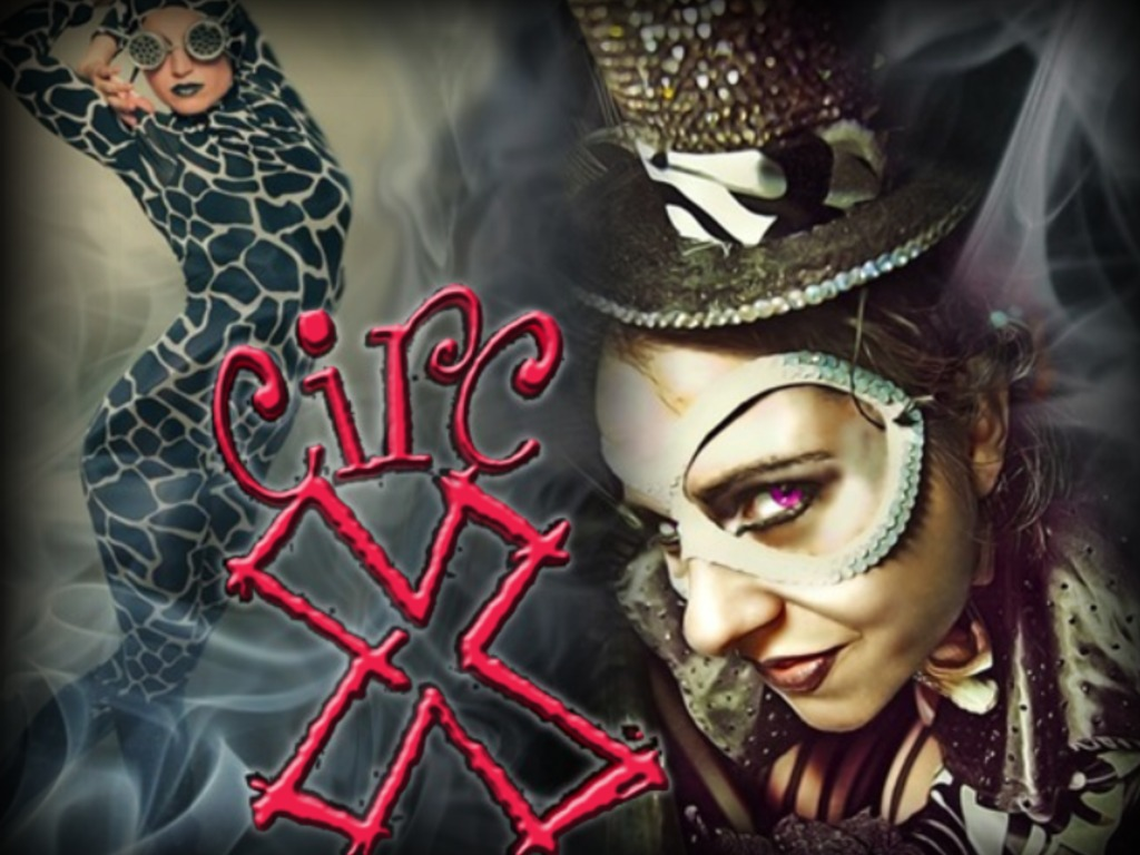 Circ X @ the Fillmore Miami or Bust!'s video poster