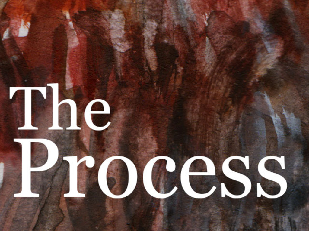 The Process's video poster
