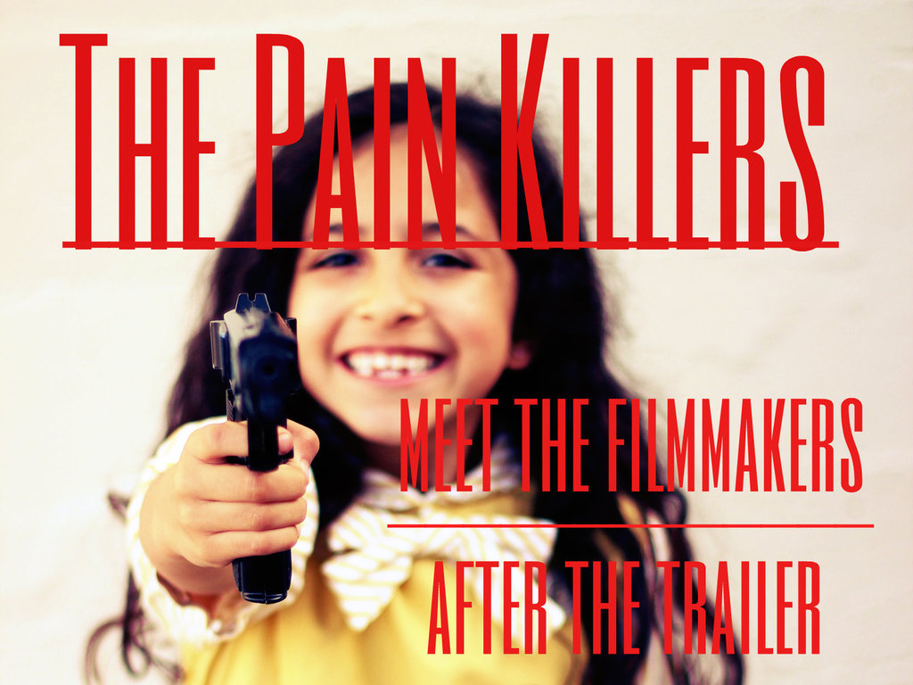 Zombies Vs Super Powered Survivors : The Pain Killers's video poster