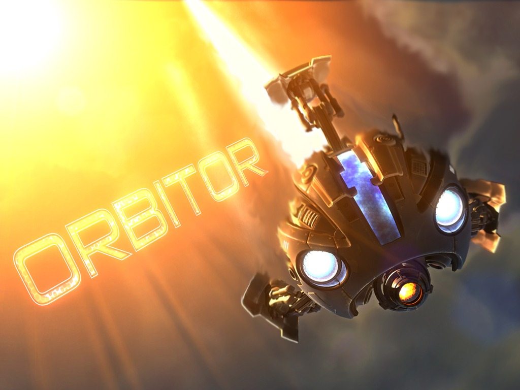 ORBITOR's video poster