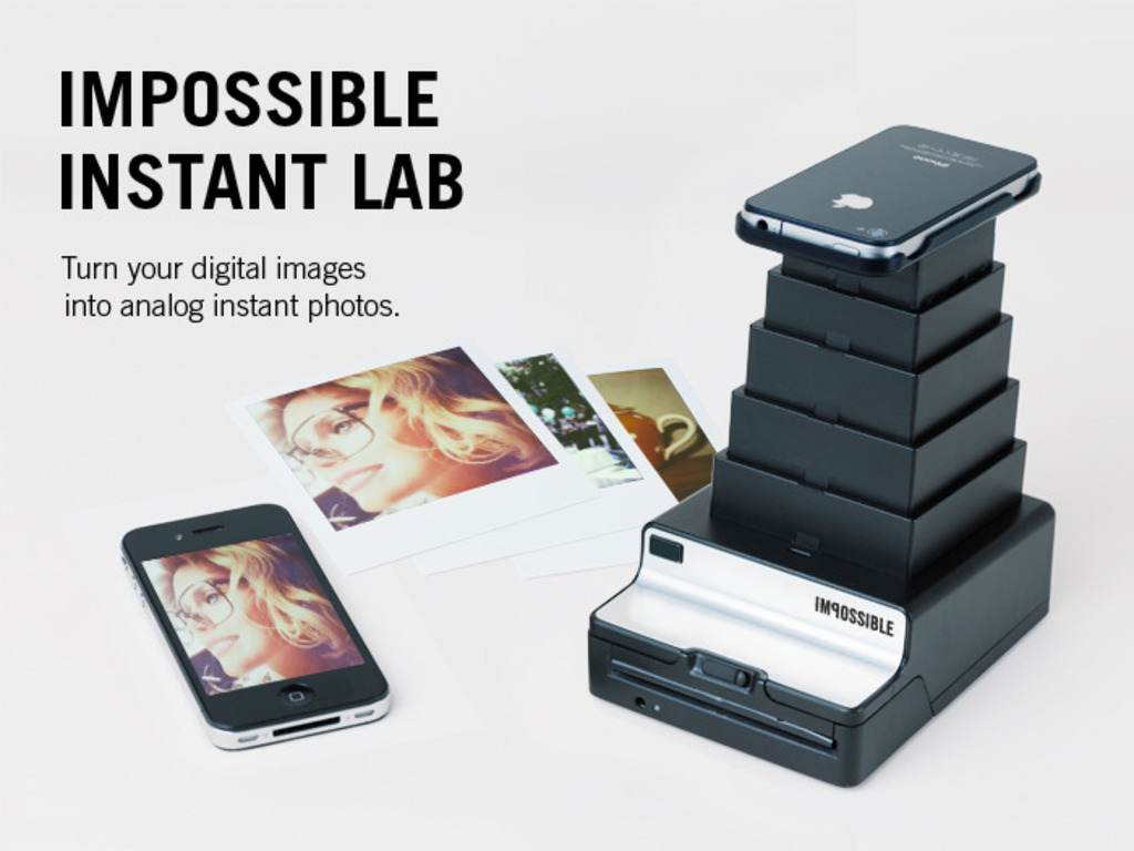 Impossible Instant Lab: Turn iPhone Images into Real Photos's video poster