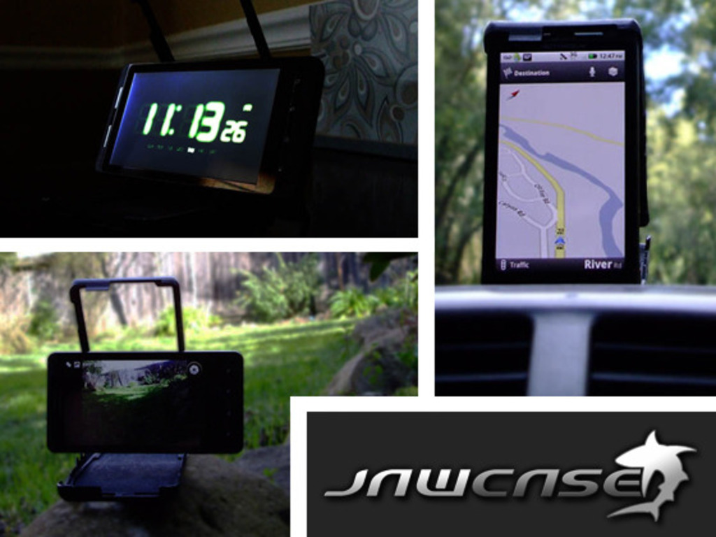 Jawcase - A Phone Case, Camera Stand, Car Mount & More's video poster