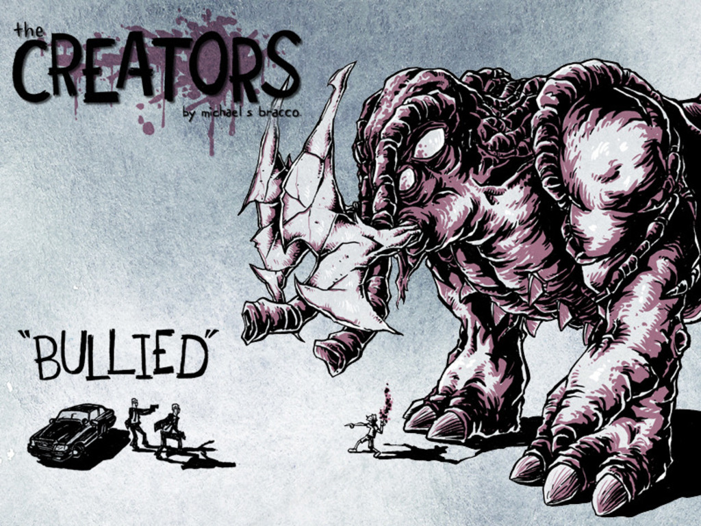 """The Creators: """"BULLIED""""'s video poster"""