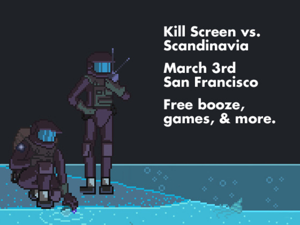 We're Throwing a Scandinavian Indie Games Party!'s video poster