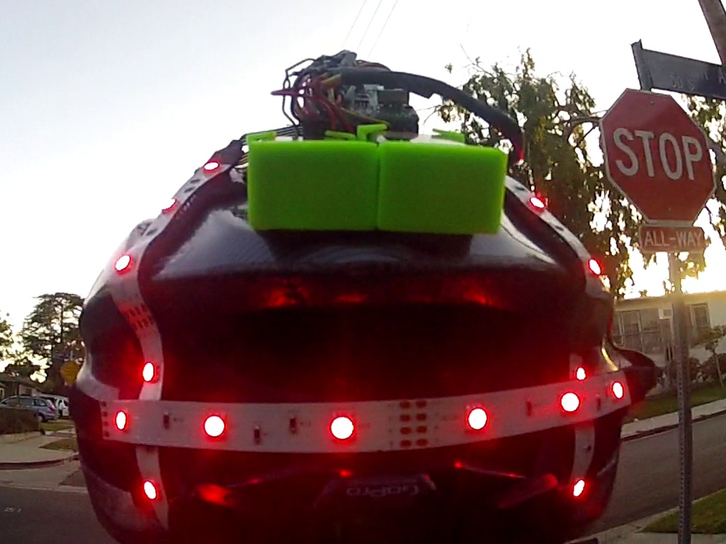 Bike Luminance: Lighting and turn signals that will be seen!'s video poster