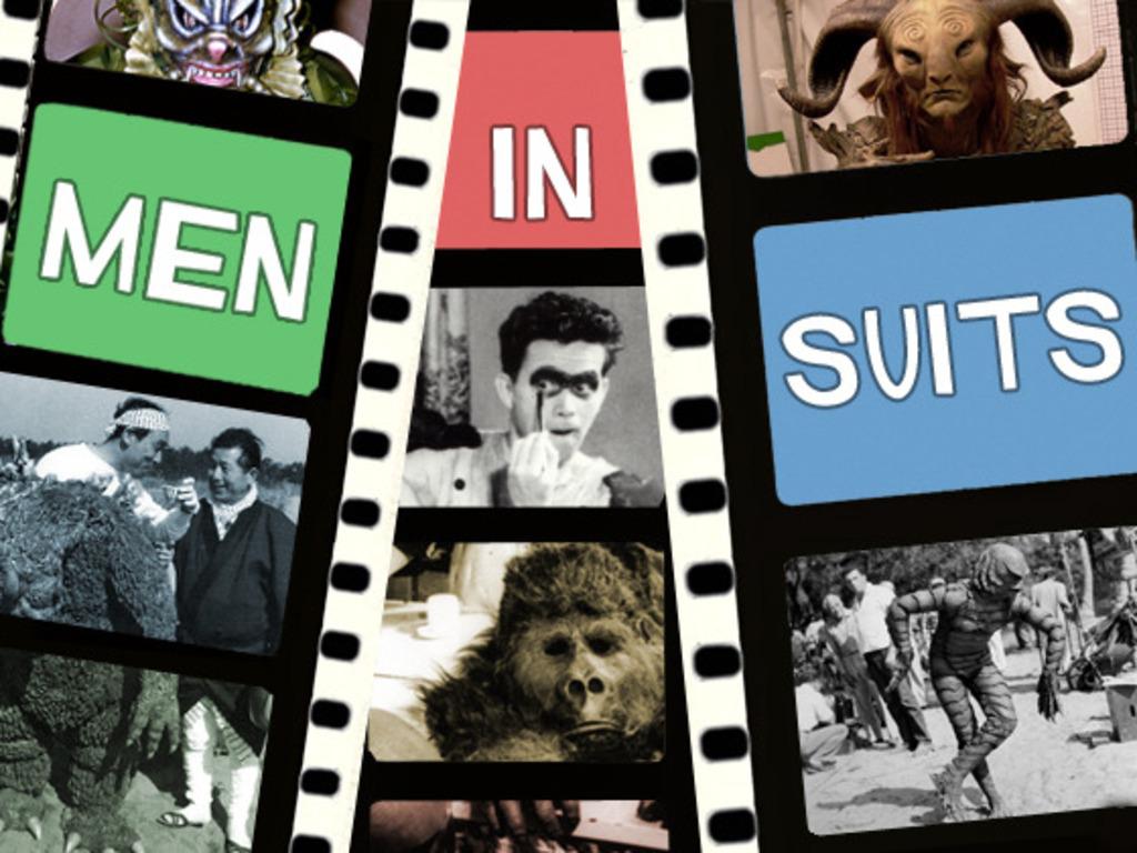 MEN IN SUITS's video poster