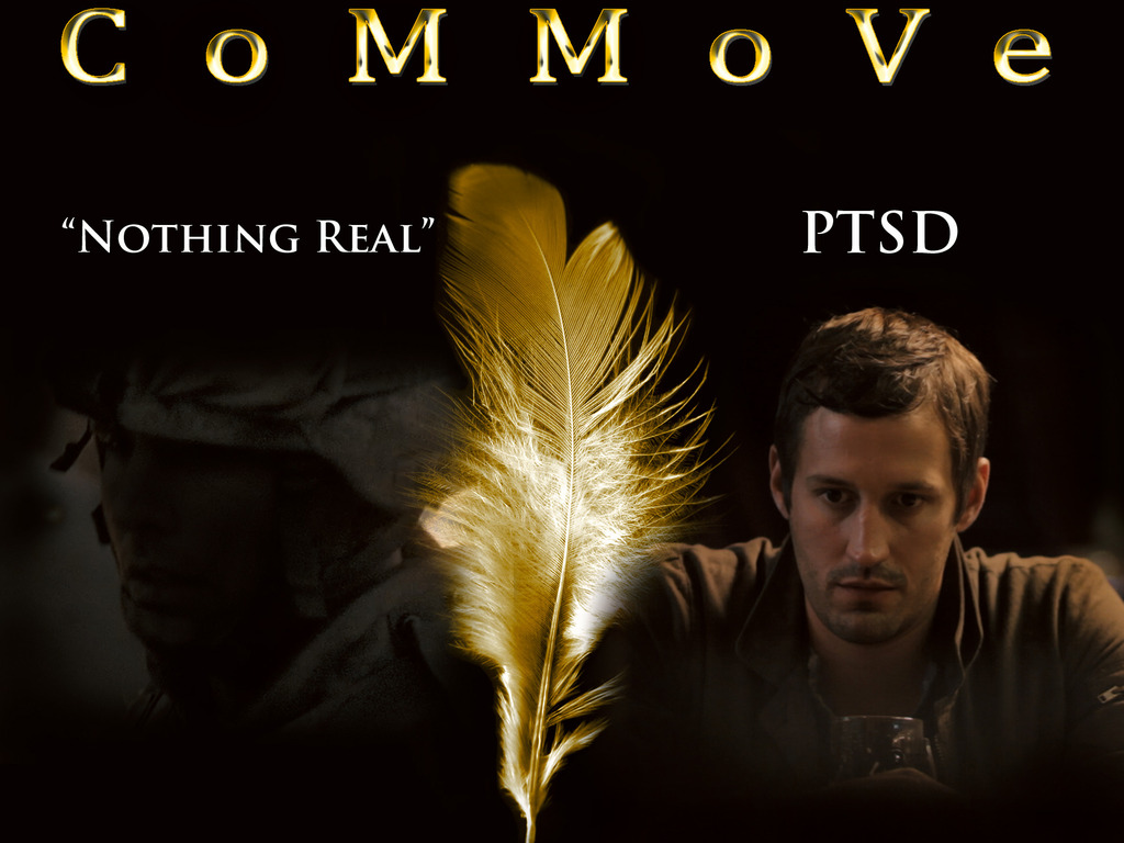 Nothing Real (PTSD) Music Video's video poster