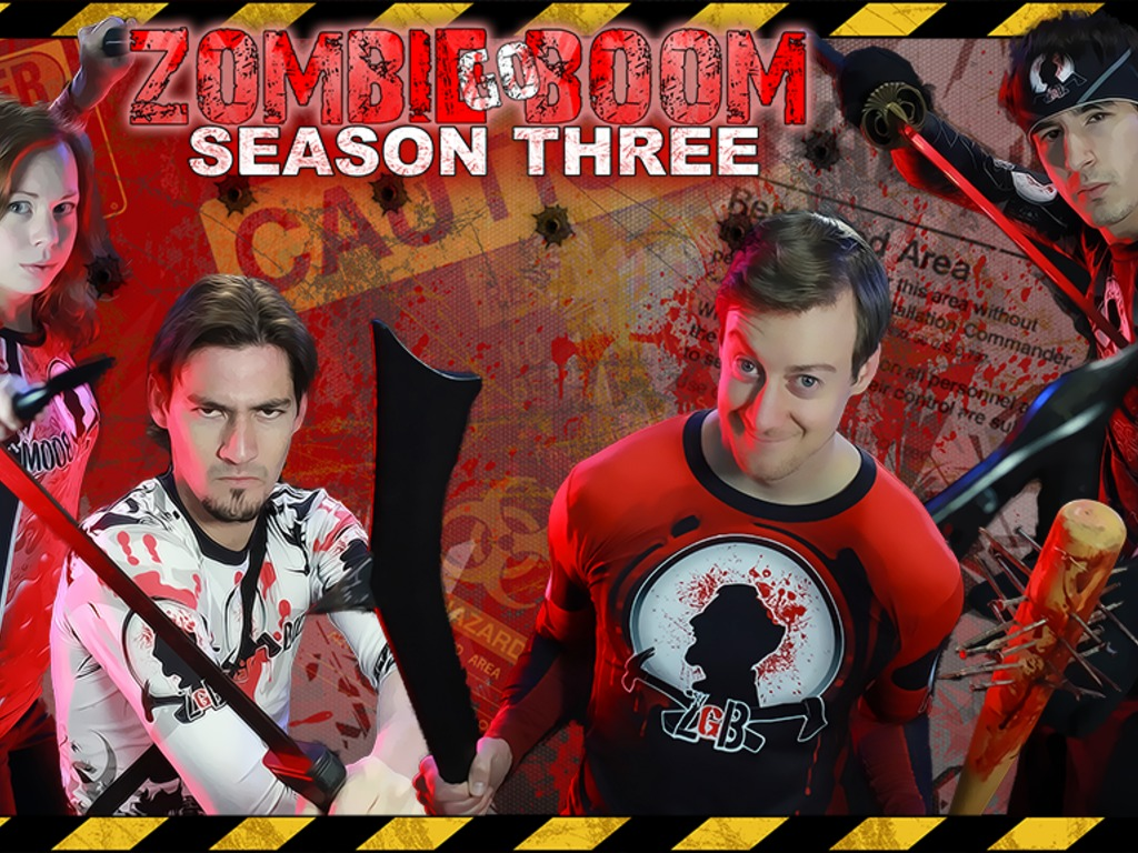 Zombie Go Boom Season 3's video poster