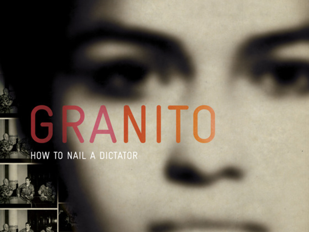 Granito: How to Nail a Dictator's video poster