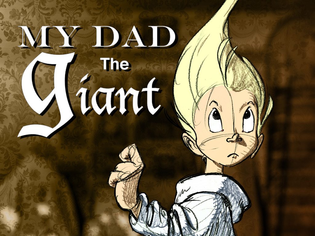 My Dad the Giant's video poster
