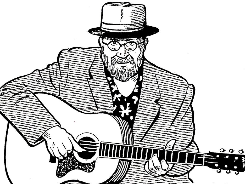 Dakota Dave Hull • Classic American Ragtime Guitar's video poster