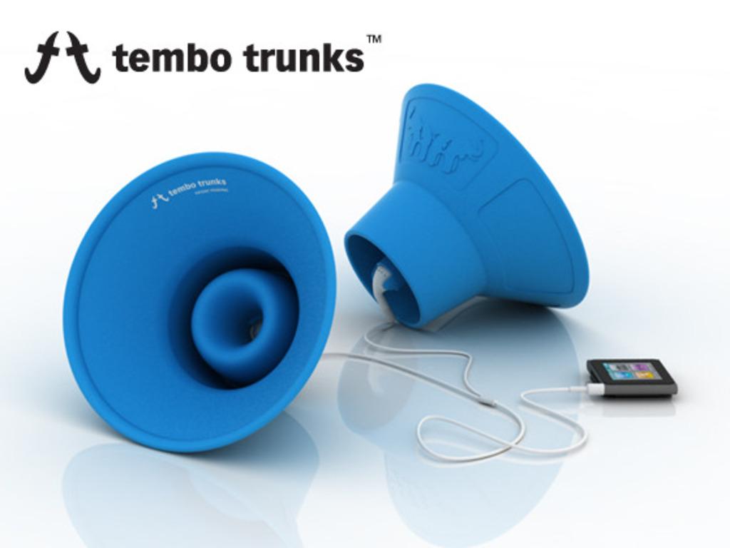 Tembo Trunks - Earbud Speakers's video poster