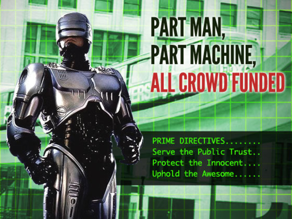 Detroit Needs A Statue of Robocop!'s video poster