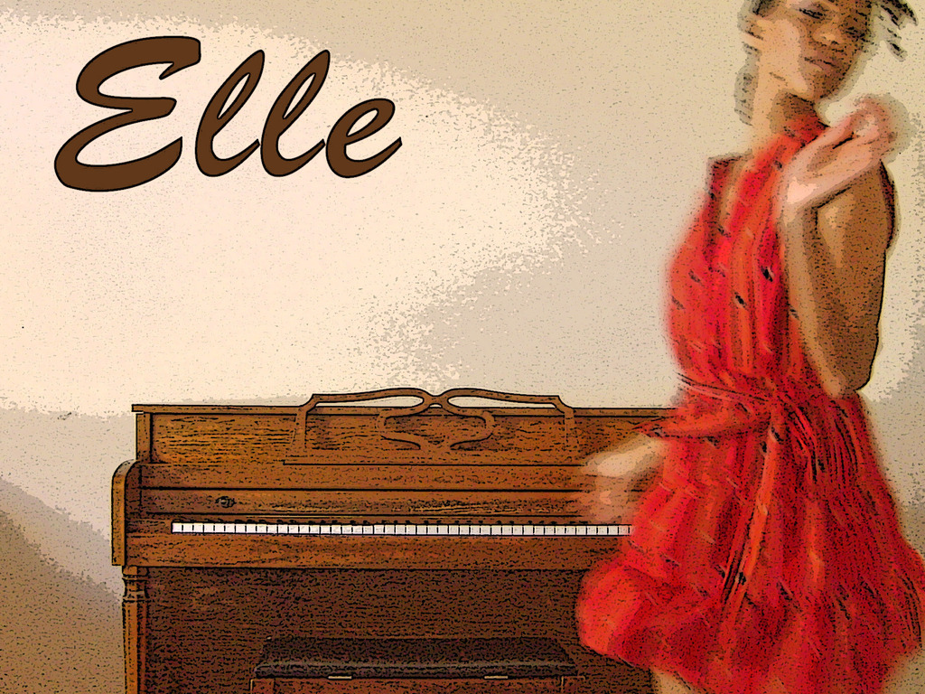 ELLE'S Debut Album. Can't do it without you!'s video poster
