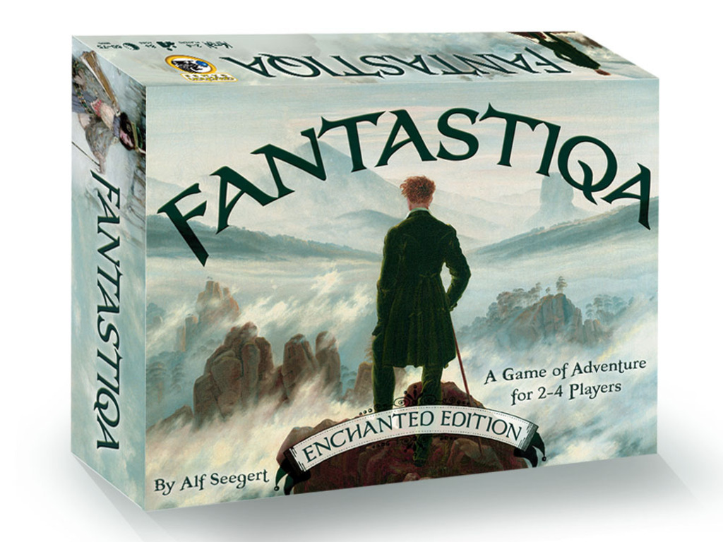 FANTASTIQA -- A Game of Adventure's video poster