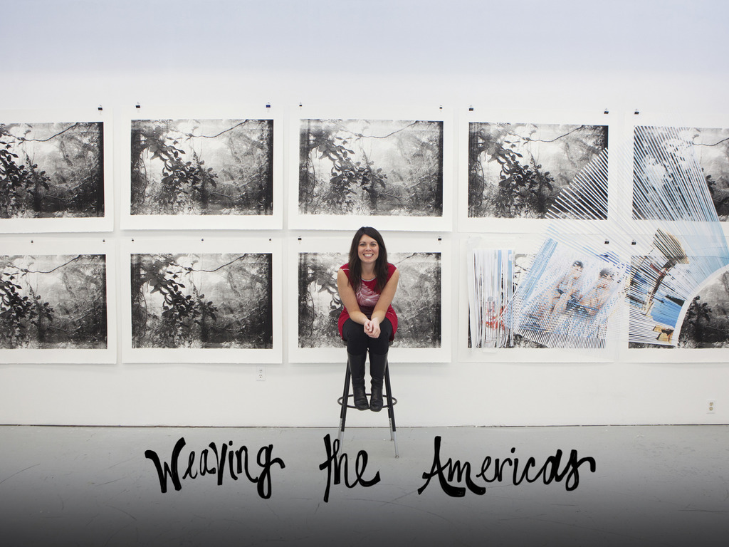 Weaving the Americas's video poster