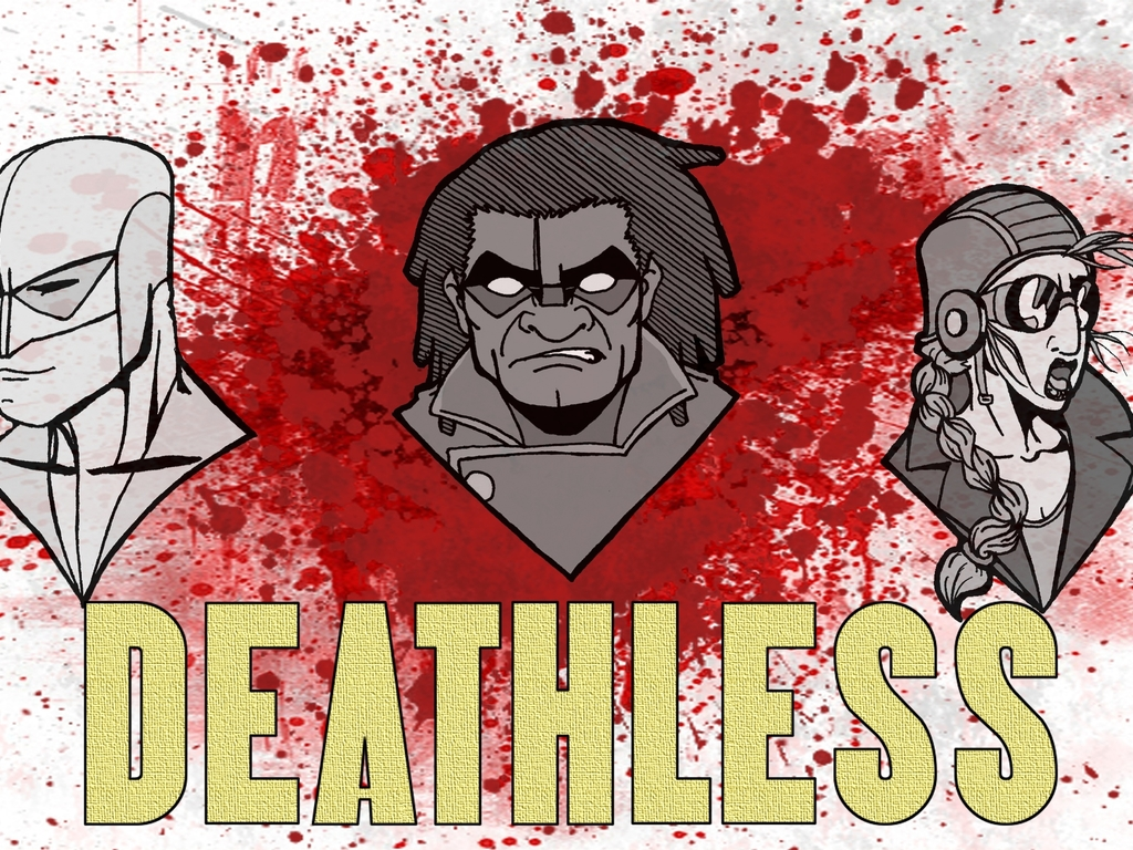 Deathless - a Comic Epic's video poster