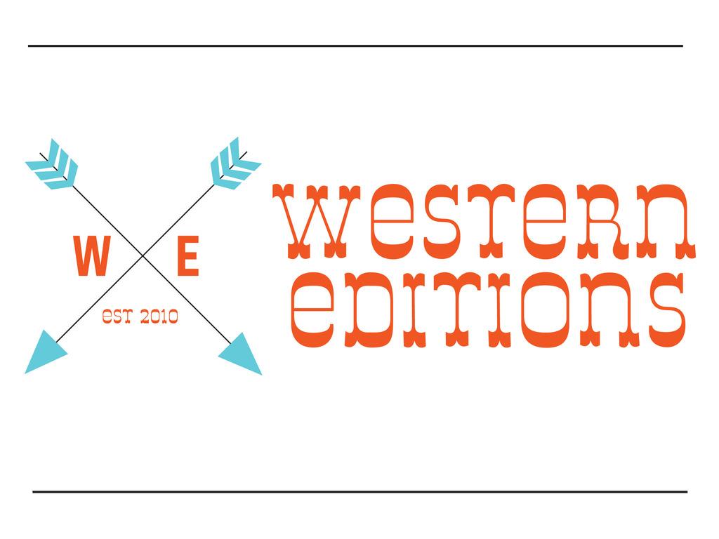 Western Editions: A Letterpress Printshop's video poster