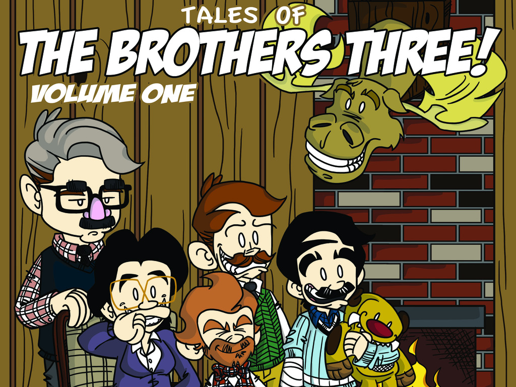 Tales Of The Brothers Three: Volume One!'s video poster