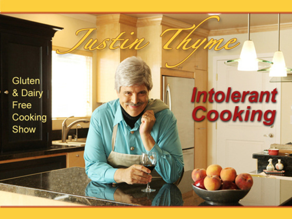 Intolerant Cooking: A Gluten and Dairy Free Cooking Show's video poster