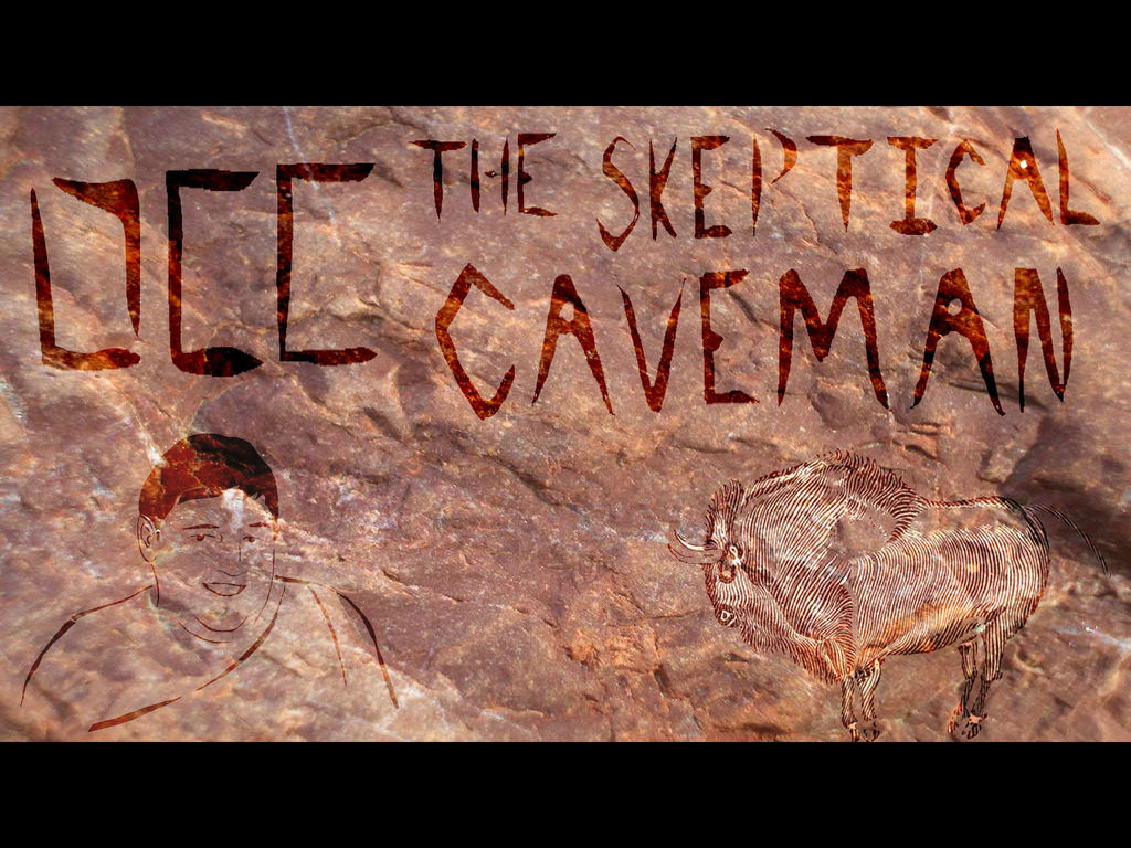Occ The Skeptical Caveman - A New Webseries's video poster