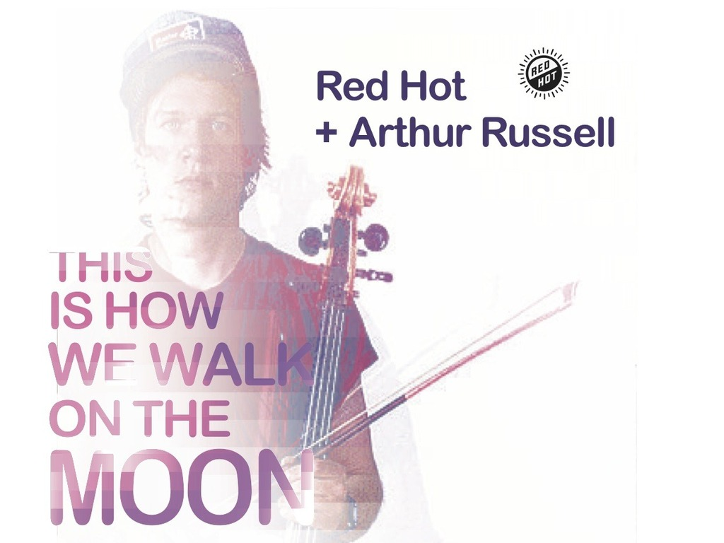Red Hot + Arthur Russell:  This Is How We Walk on the Moon's video poster