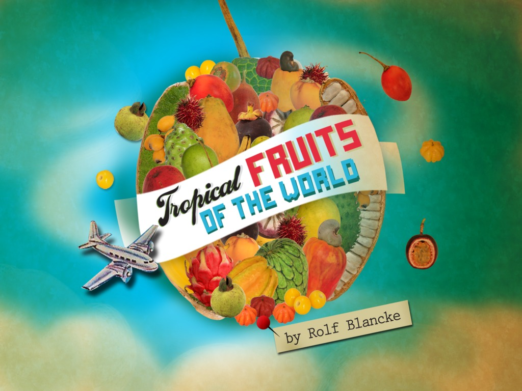 Tropical Fruits of the World's video poster