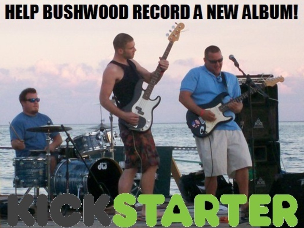 BUSHWOOD records their second album!'s video poster