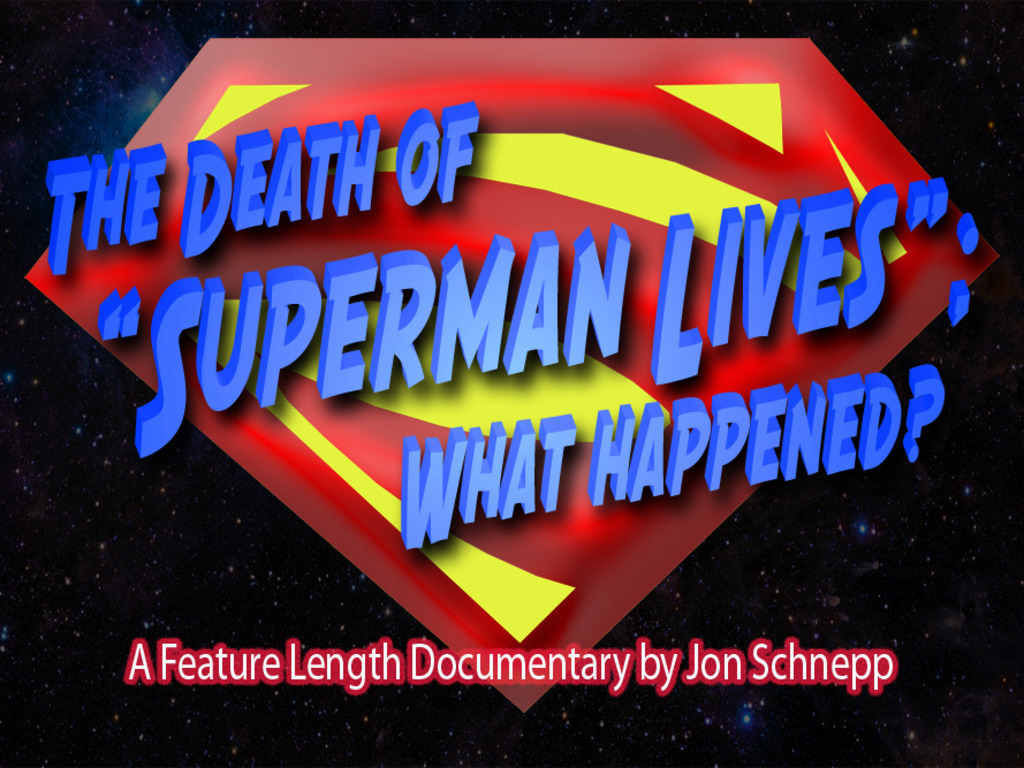"The Death of ""Superman Lives"": What Happened?'s video poster"