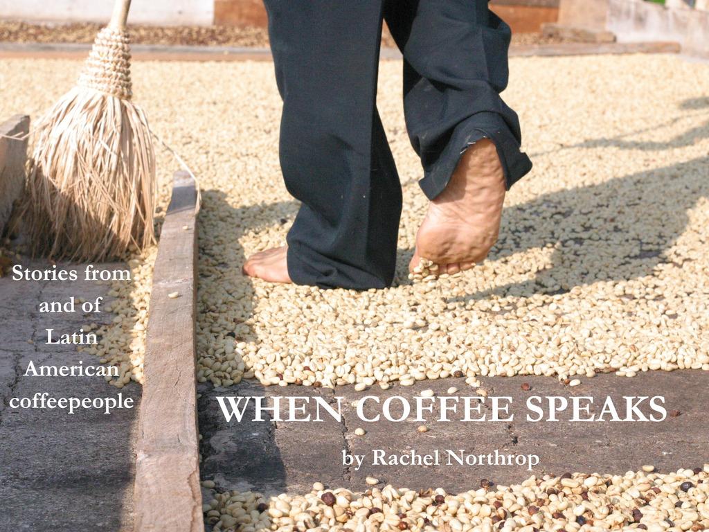When Coffee Speaks's video poster