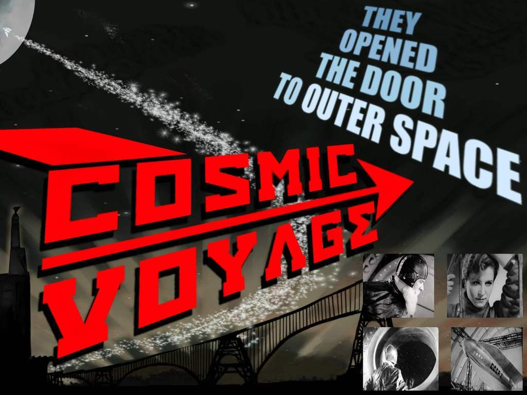 Cosmic Voyage – An Exciting New Translation's video poster