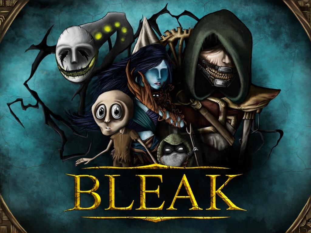 BLEAK's video poster