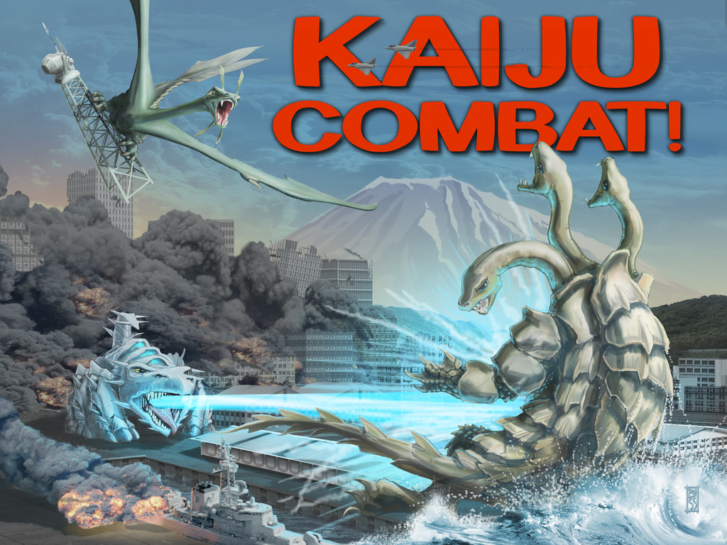 The Fall of Nemesis: Clash of the Kaijujin. Online.'s video poster