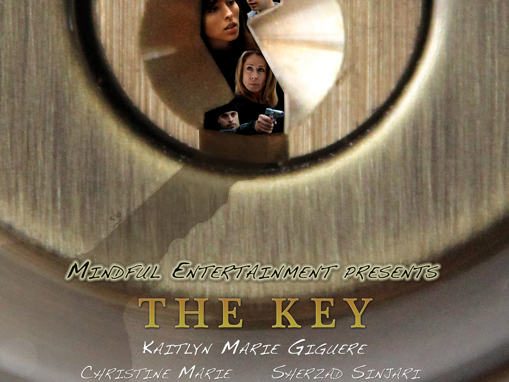 """""""The Key"""" - Post-production, Marketing & Distributing's video poster"""