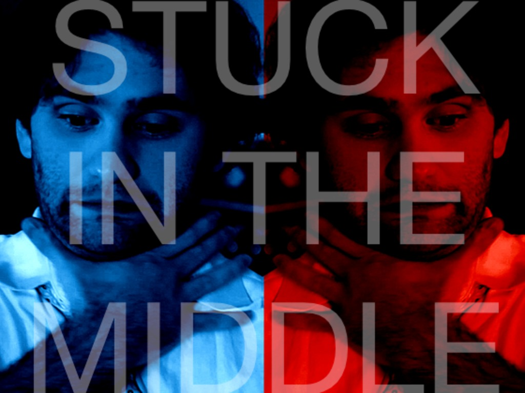 STUCK IN THE MIDDLE - A Full Length Comedy Film's video poster