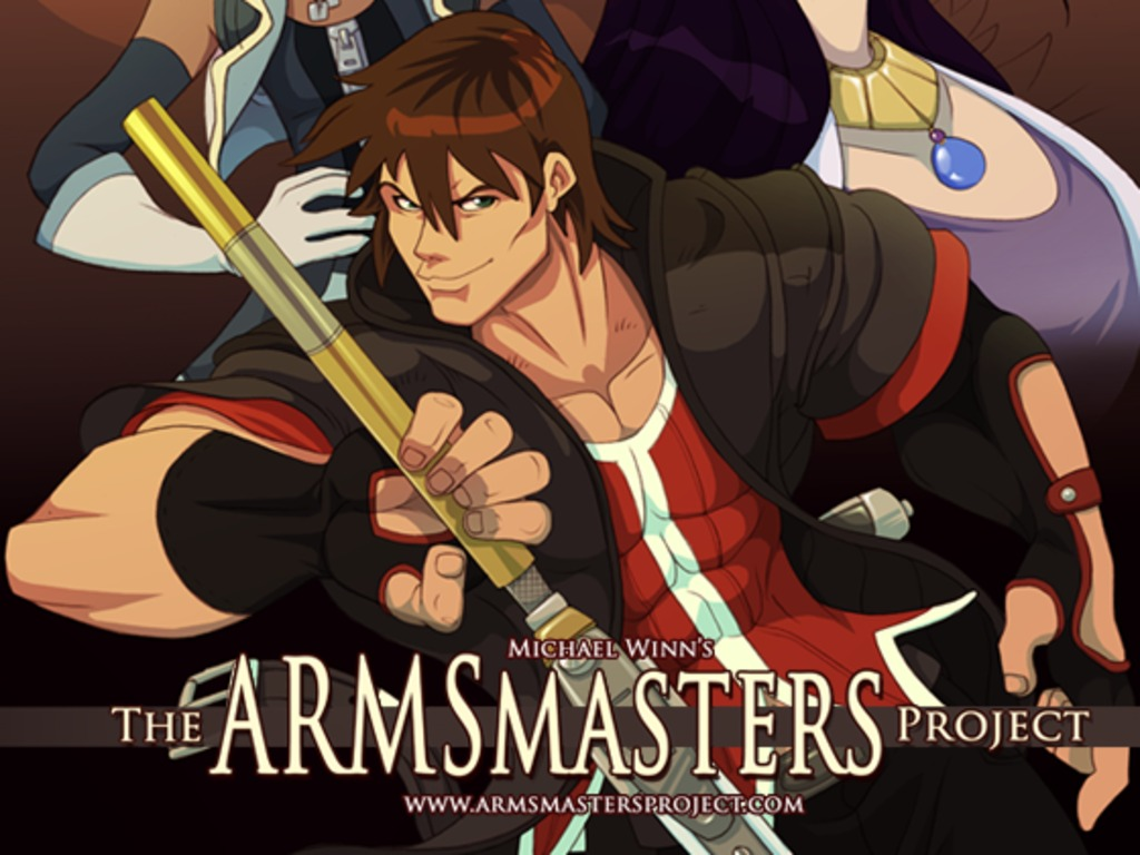 The ARMSmasters Project Animated Short's video poster
