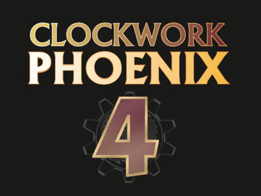 CLOCKWORK PHOENIX 4: new stories of beauty & strangeness's video poster