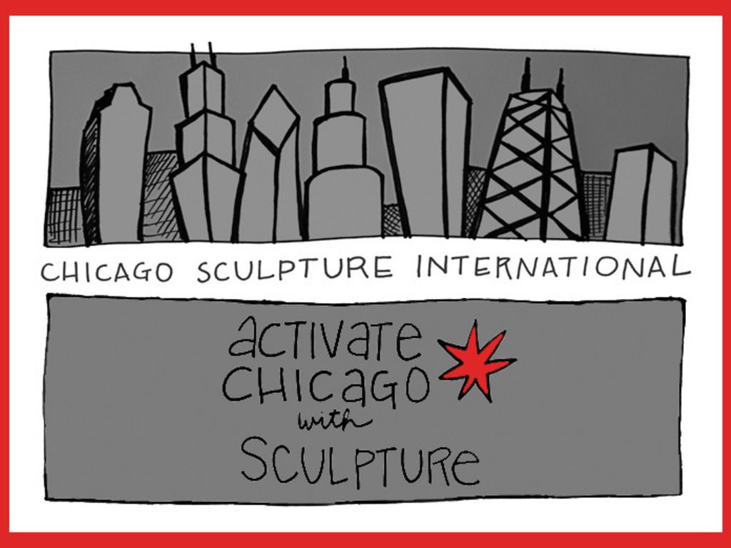 Activate Chicago with Sculpture: 2012's video poster
