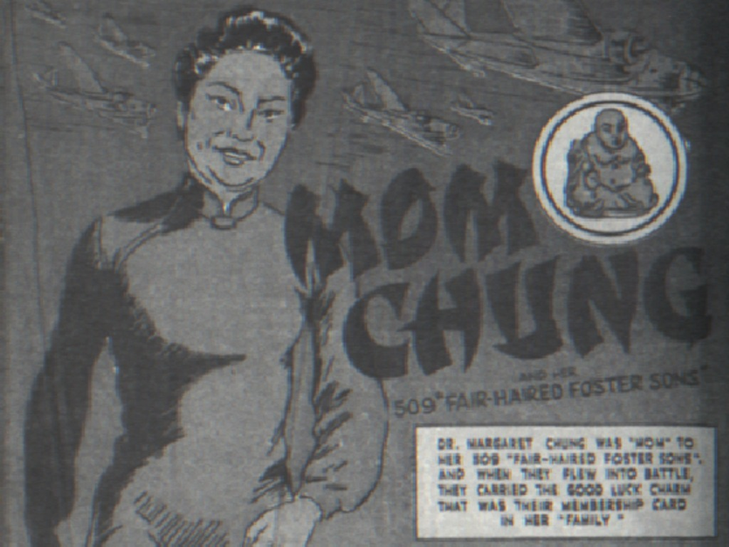 Mom Chung and the Fair-Haired Bastards Documentary's video poster