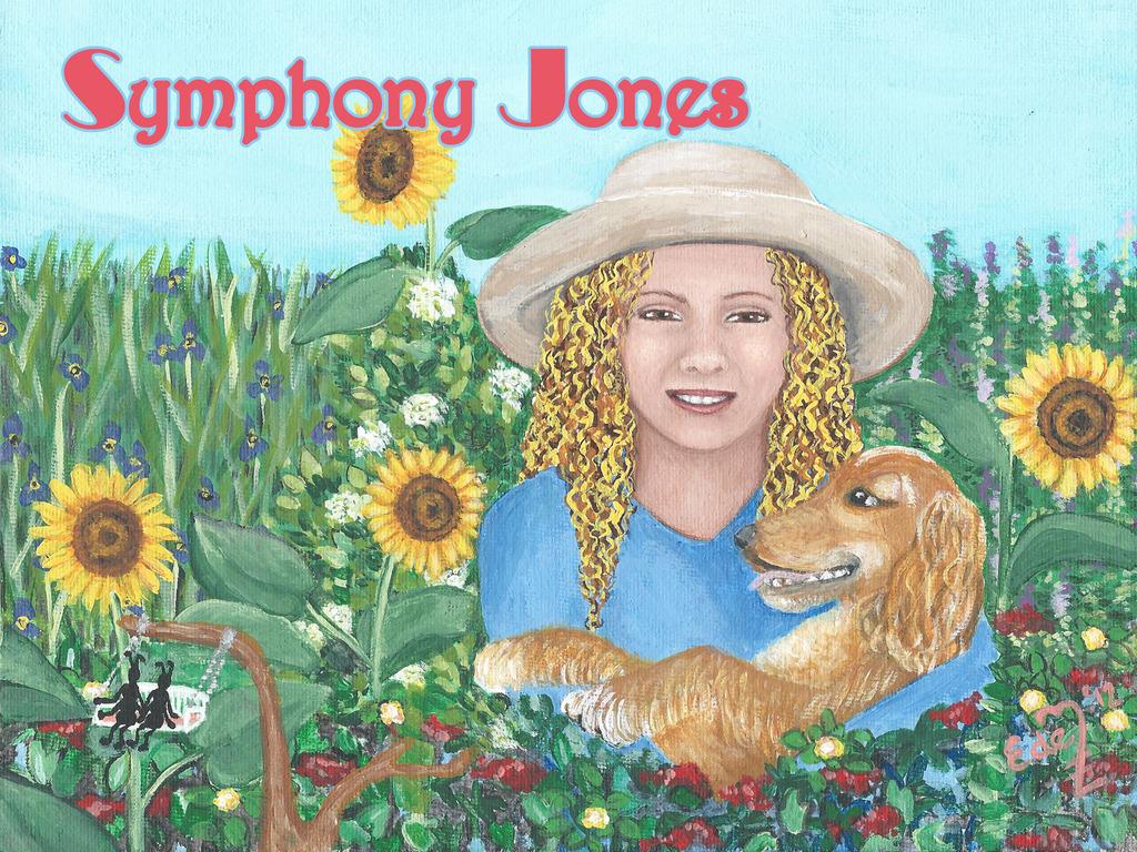 Symphony Jones's video poster