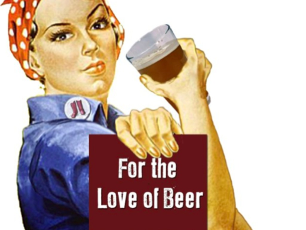 For the Love of Beer -Celebrating Women in the Beer Industry's video poster