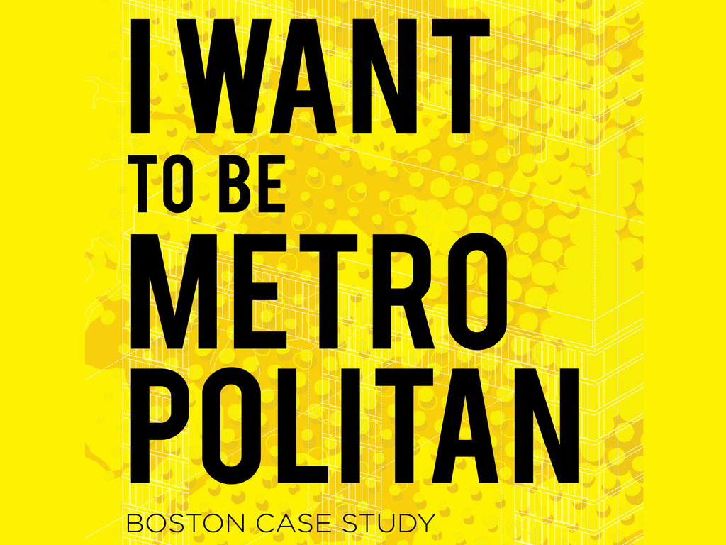 I Want To Be Metropolitan's video poster