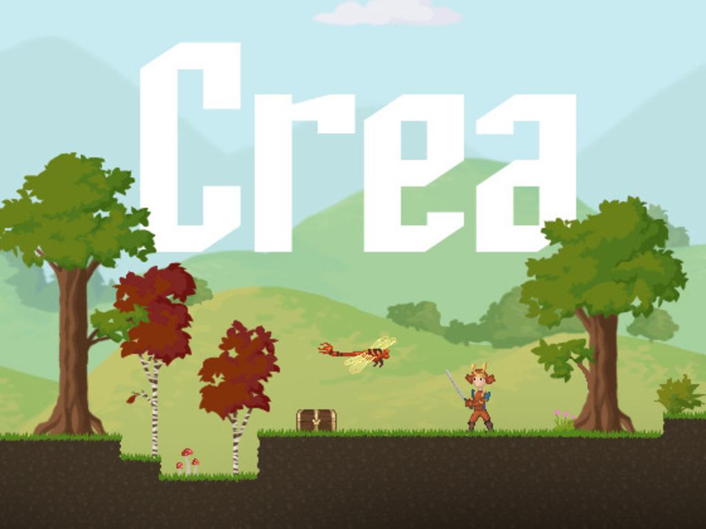 Crea's video poster
