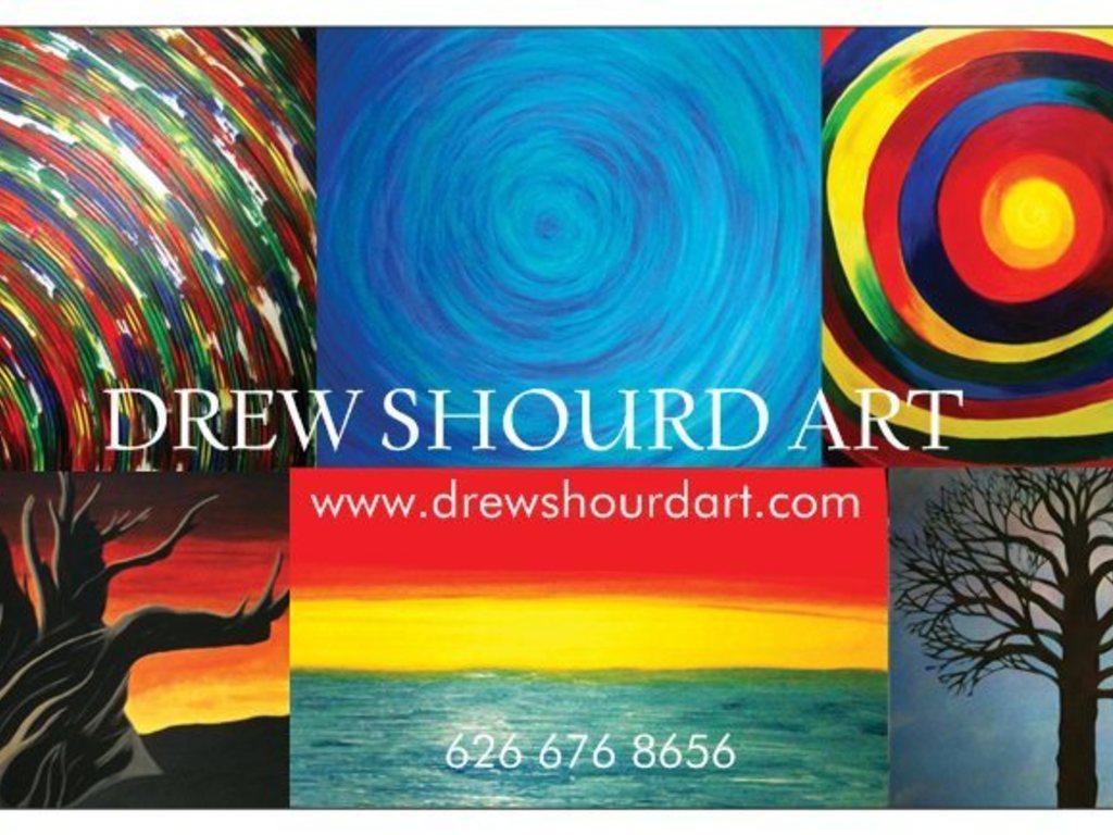 Drew's Art Show 2012's video poster