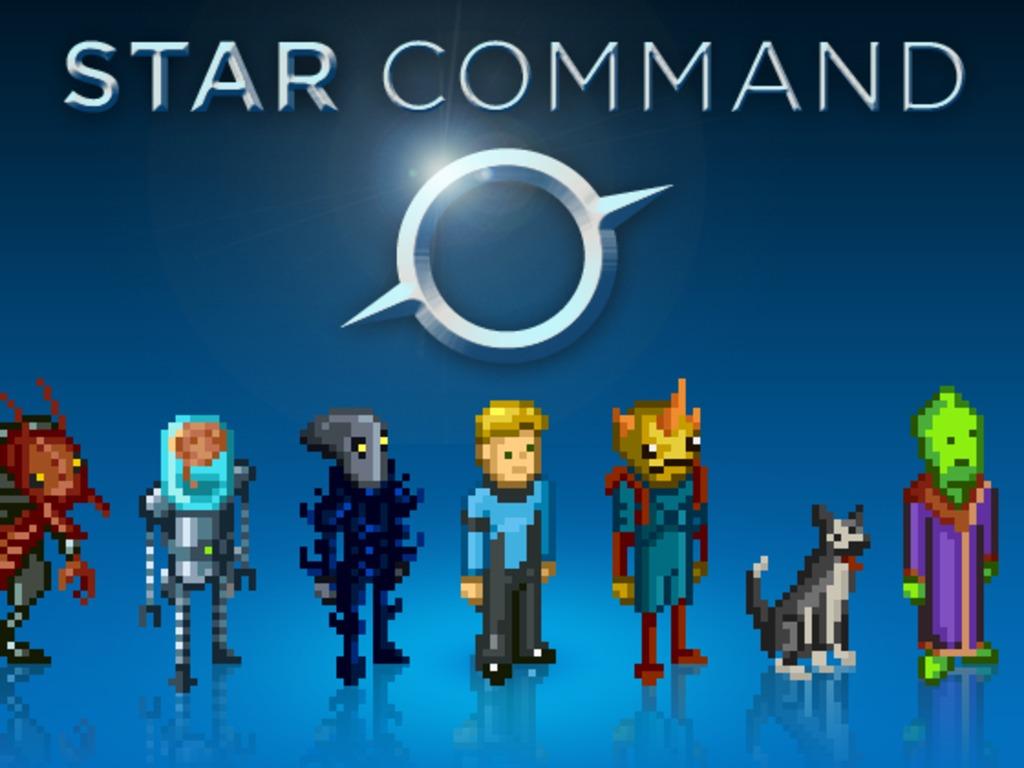 STAR COMMAND: Kickstart Part 2 - The PC/Mac Space Adventure's video poster