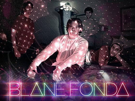 BLANE FONDA: First Full Length Album's video poster