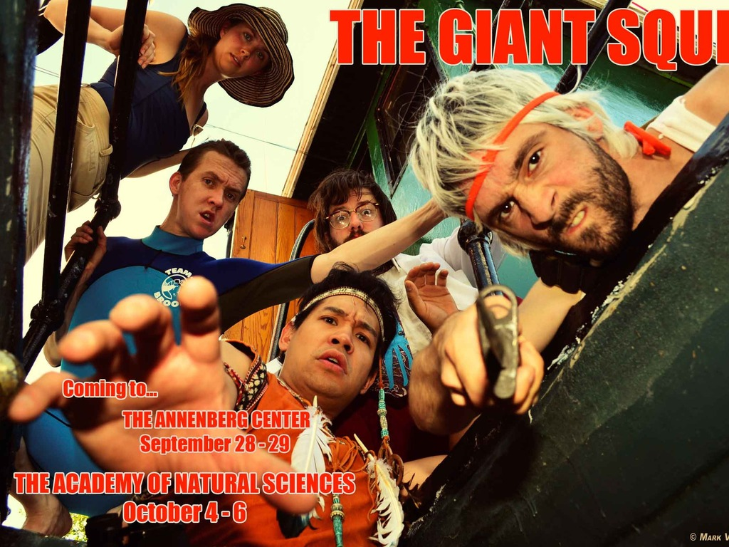 The Giant Squid will rise once more!'s video poster