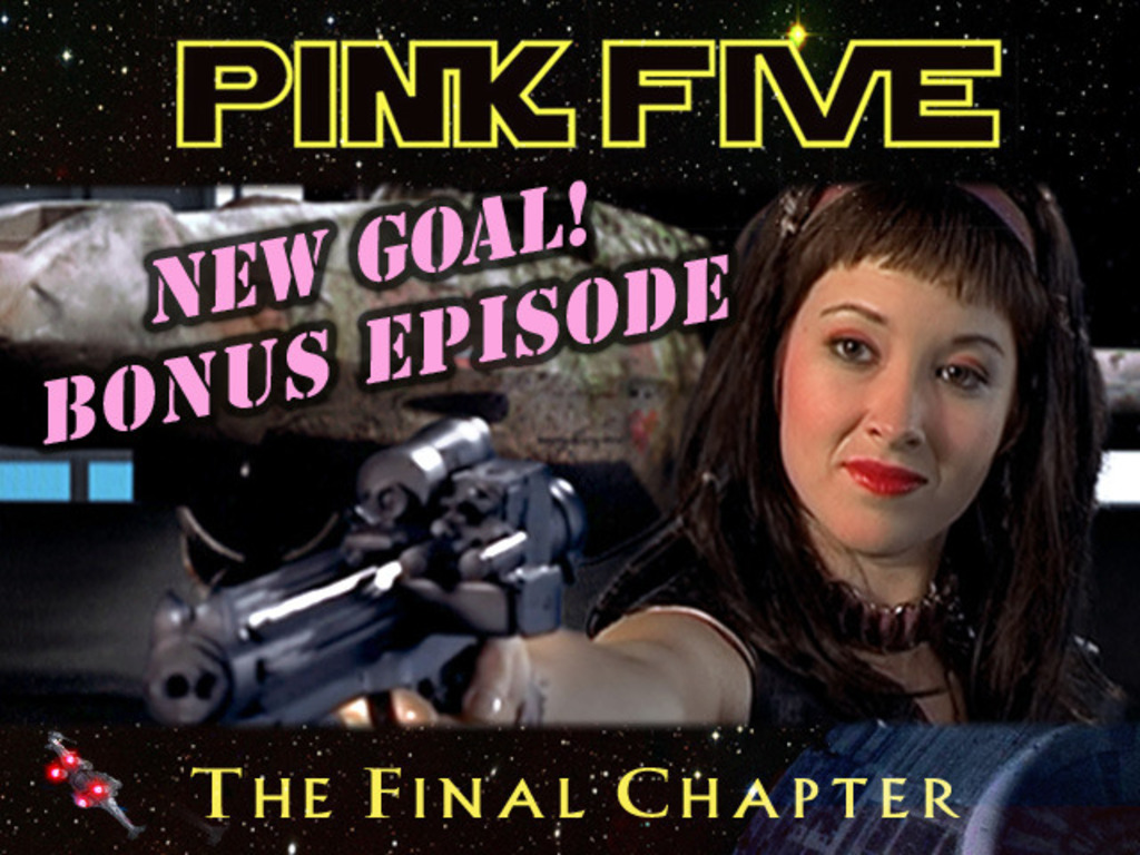 Star Wars: Pink Five - the Final Chapter's video poster